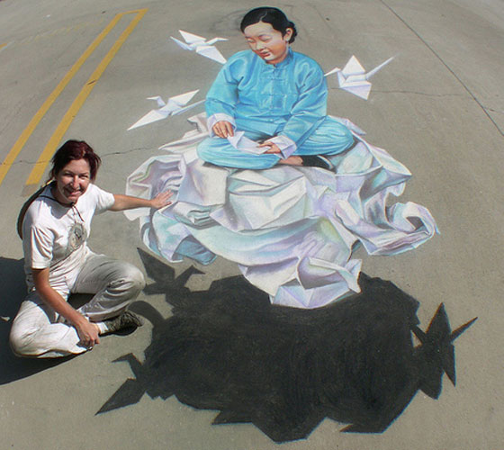 Best 20 Greatest 3D Street Arts