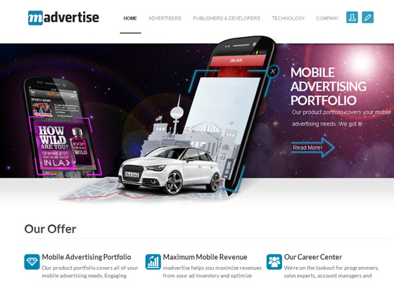 20 Mobile Apps to monetize your Advertising Networks