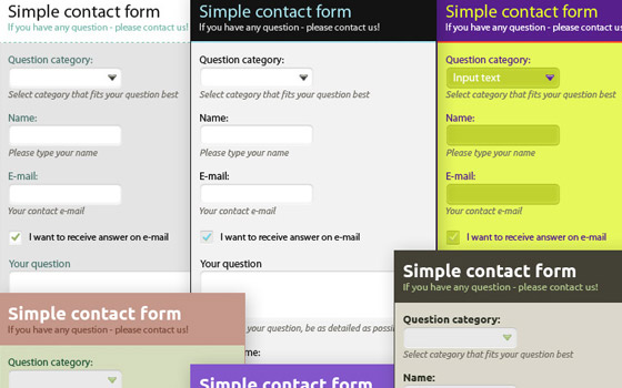 Best and Helpful WordPress Form Plugins
